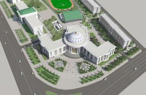 IRI-Uluslar Arası İlişkiler Fakültesi, Aşkabat